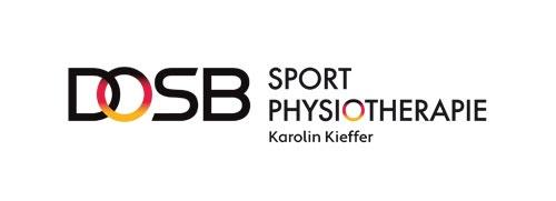 DOSB Sportphysiotherapie Karolin Kieffer