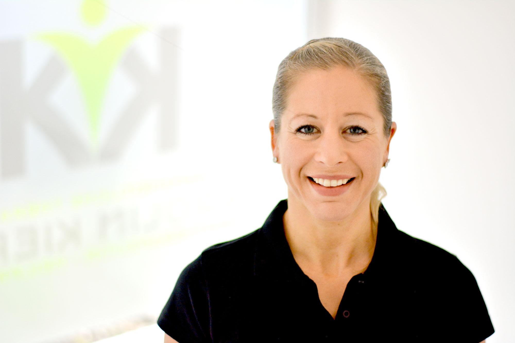 Karolin Kieffer Physiotherapeutin Nürtingen