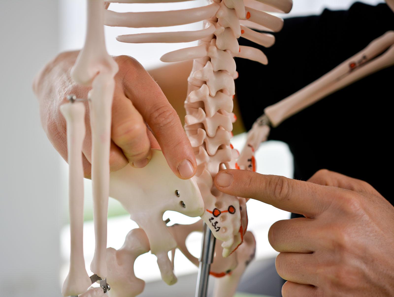 Behandlungen in der Physiotherapie Nürtingen Karolin Kieffer